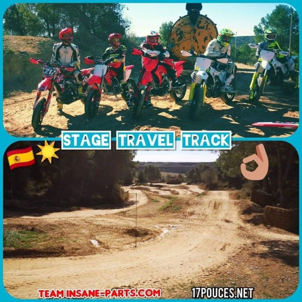 Stage Supermotard