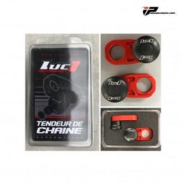 Tendeurs et tampons de protection pour Honda supermotard