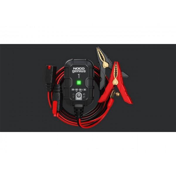Chargeur de batterie NOCO Genius1 motocross - supermotard - enduro