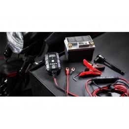 Chargeur de batterie NOCO Genius1 motocross - supermotard - enduro - flat track