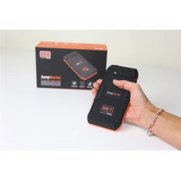 Mini booster de démarrage GET Jumpstarter + LED & batterie motocross - enduro - supermotard