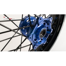 Roues supermotard anodisées IP evo pour Yamaha YZ YZF WR WRF