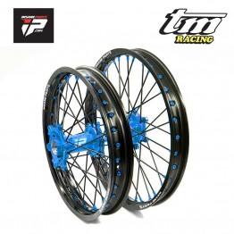 Paire de roues JANTES cross mx pour TM Racing wheels