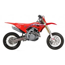 Honda 450 CRF 2021 Supermotard IP