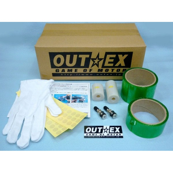 Kit Tubeless Outex