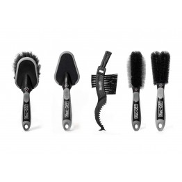 Pack 5 brosses Muc-Off