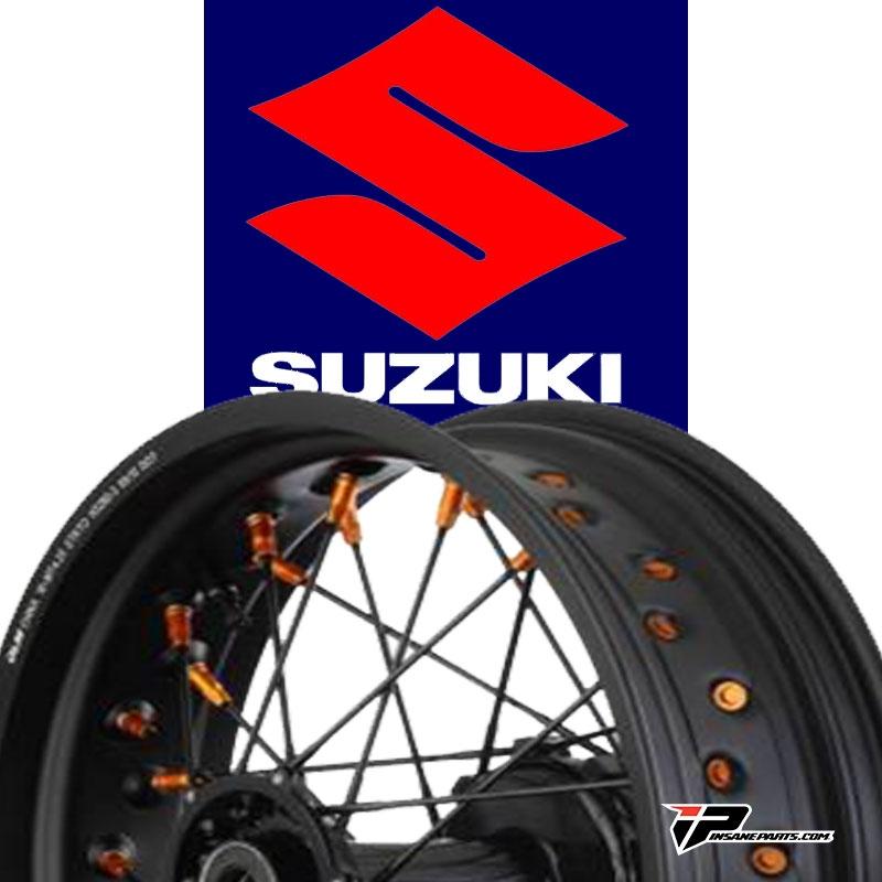 Roues supermotard Suzuki