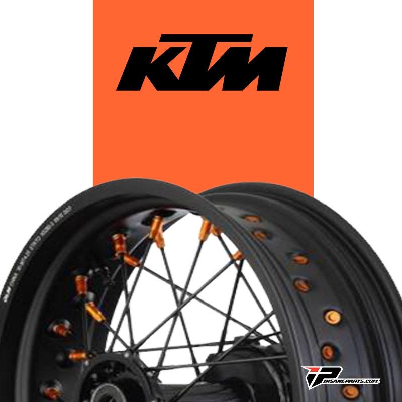 Roues supermotard KTM