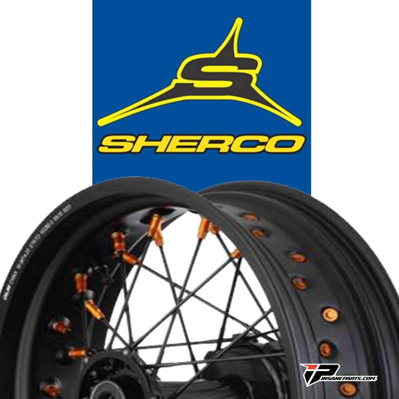 Roues supermotard Sherco