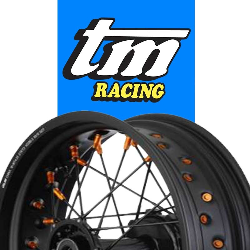 Roues Supermotard TM Racing