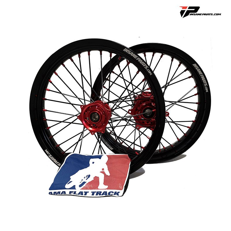 Roues Complètes Flat Track