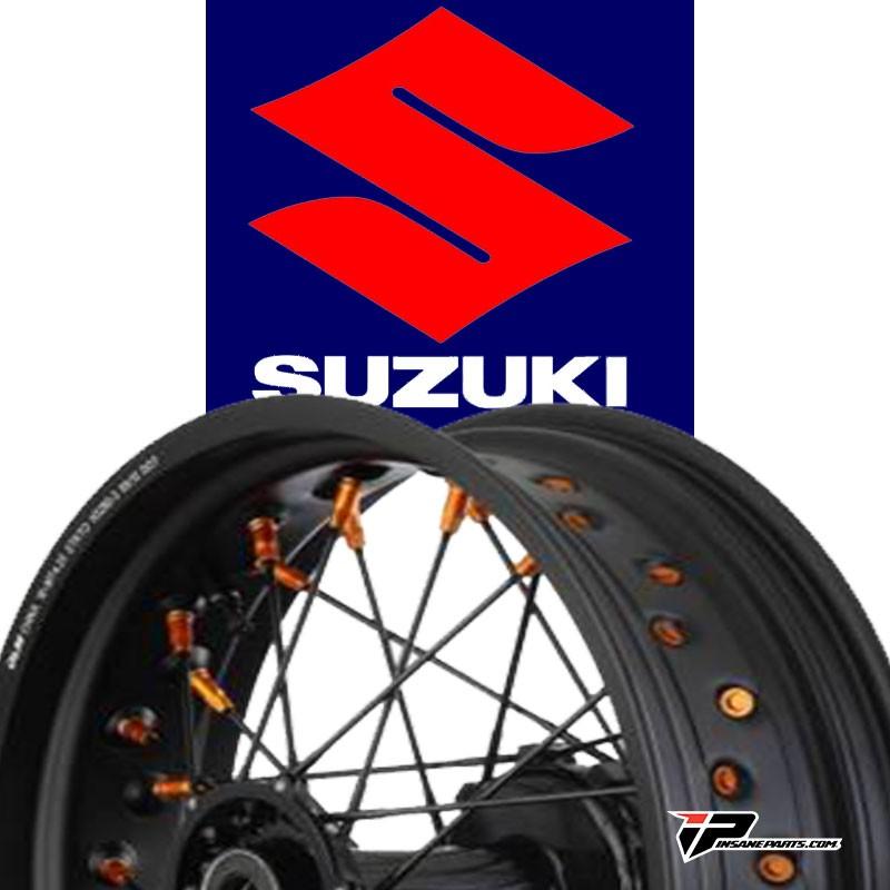 Roues Dirt Track Suzuki
