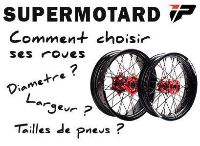 Comment bien choisir ses roues de supermotard ?