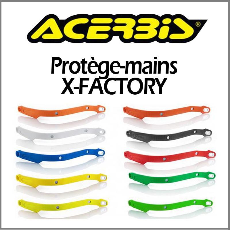 Protege mains ACERBIS X FACTORY